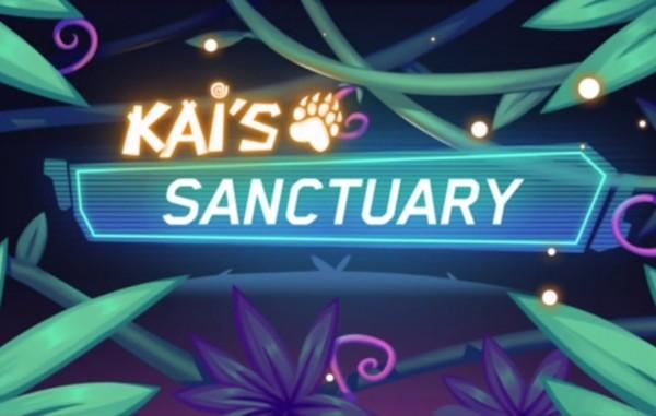 'Kai's Sanctuary': a mobile game for children's mental health