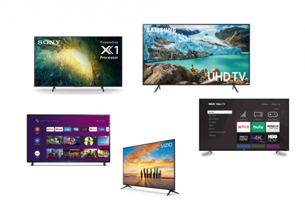 Early Black Friday 2020 Top 5 4k Tv Deals On Amazon And Walmart Under 700 Tech Times