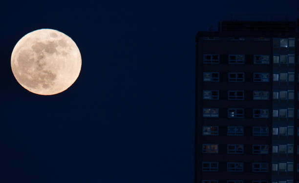 NASA Says Halloween Will Bring A Very Special Space Event! Don't Miss the Upcoming 'BOO' Moon