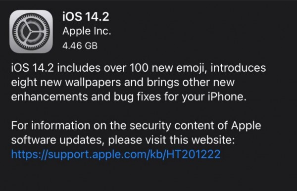 Apple replaced GM Seed with iOS 14.2; hundreds of emojis and other new features you need to know