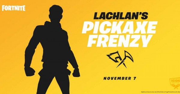 Lachlan's Pickaxe Frenzy