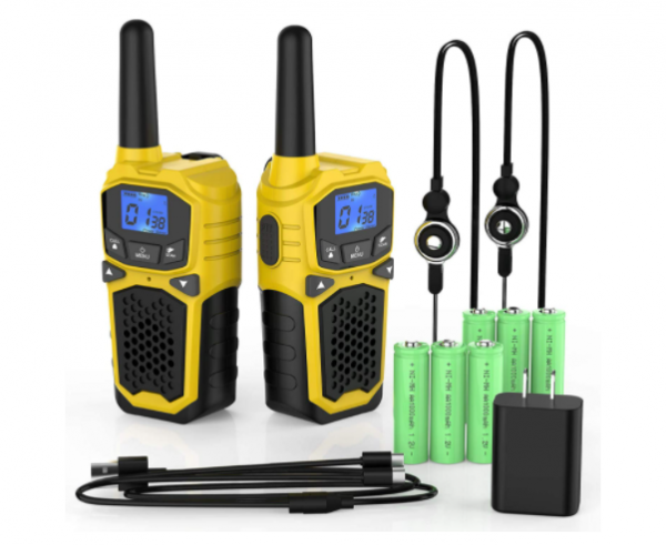 Hiking Essentials: Why You Need a Two-Way Radio Instead of a Cell Phone