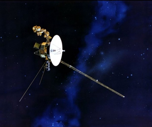 NASA Finally Contacts Its Voyager, 11 Billion Miles Away; The Space Agency Uses Enhanced Deep Space Station 43