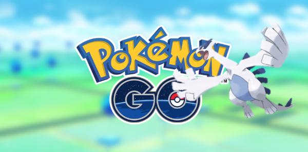 Pokemon Go Lugia