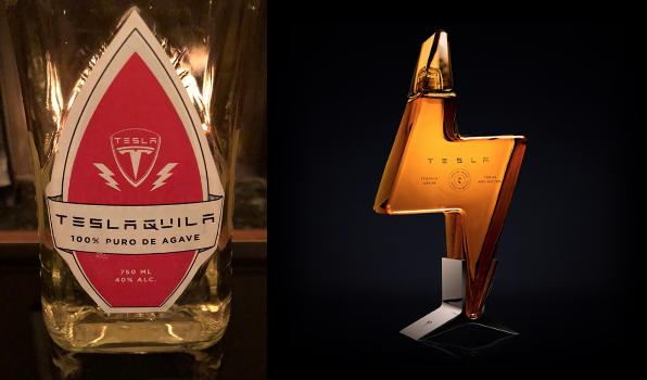 Tesla Tequila Elon Musk S Joke Is Now A 250 Lightning Shaped Bottle For Sale Here S Where To Buy Tech Times