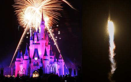 Disneyland SpaceX