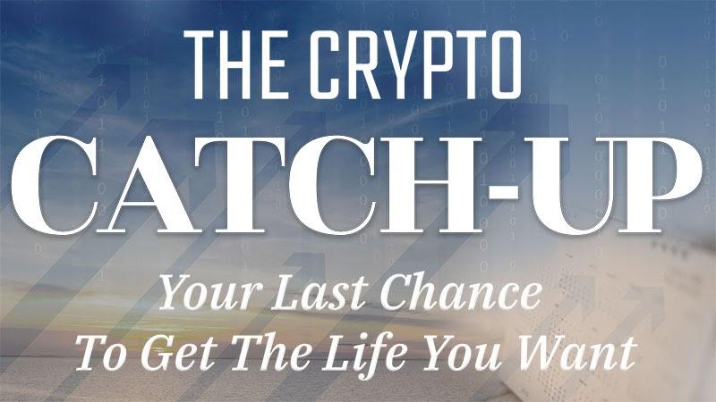 Crypto Catch-Up Event: Teeka Tiwari's Top Crypto Coin Picks