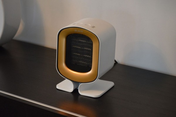 What is a Blaux HeatCore Personal Heater?