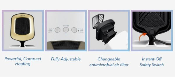 Blaux Heater Benefits