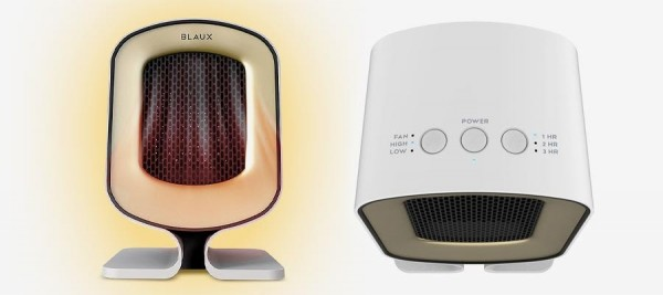 Purchasing a Blaux Personal Heater