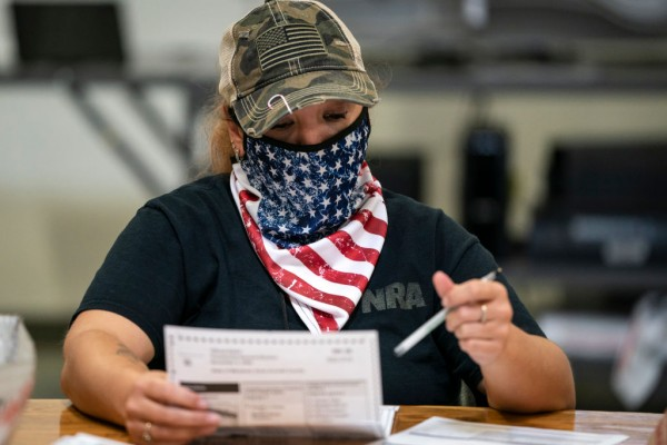 Maryland Becomes Earliest State In U.S. To Count Mail-In Ballots