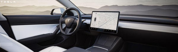 Tesla to Use AMD Navi 23 for Its Electric Vehicles' Infotainment System