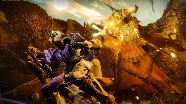 Destiny 2 Beyond Light expansion small in-game event