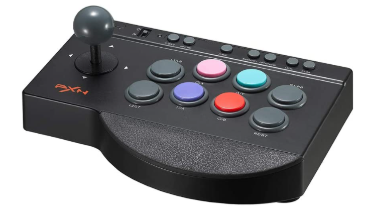 Best Pc Arcade Controller For Mame Games 2020 How To Use Mame Emulator Tech Times