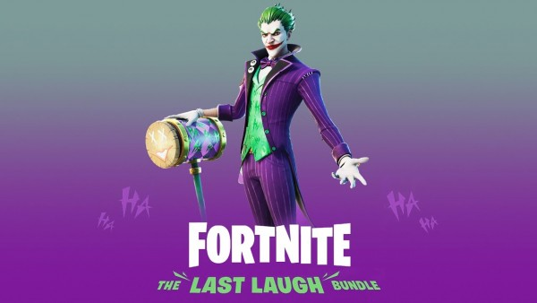 Fortnite Last Laugh Bundle