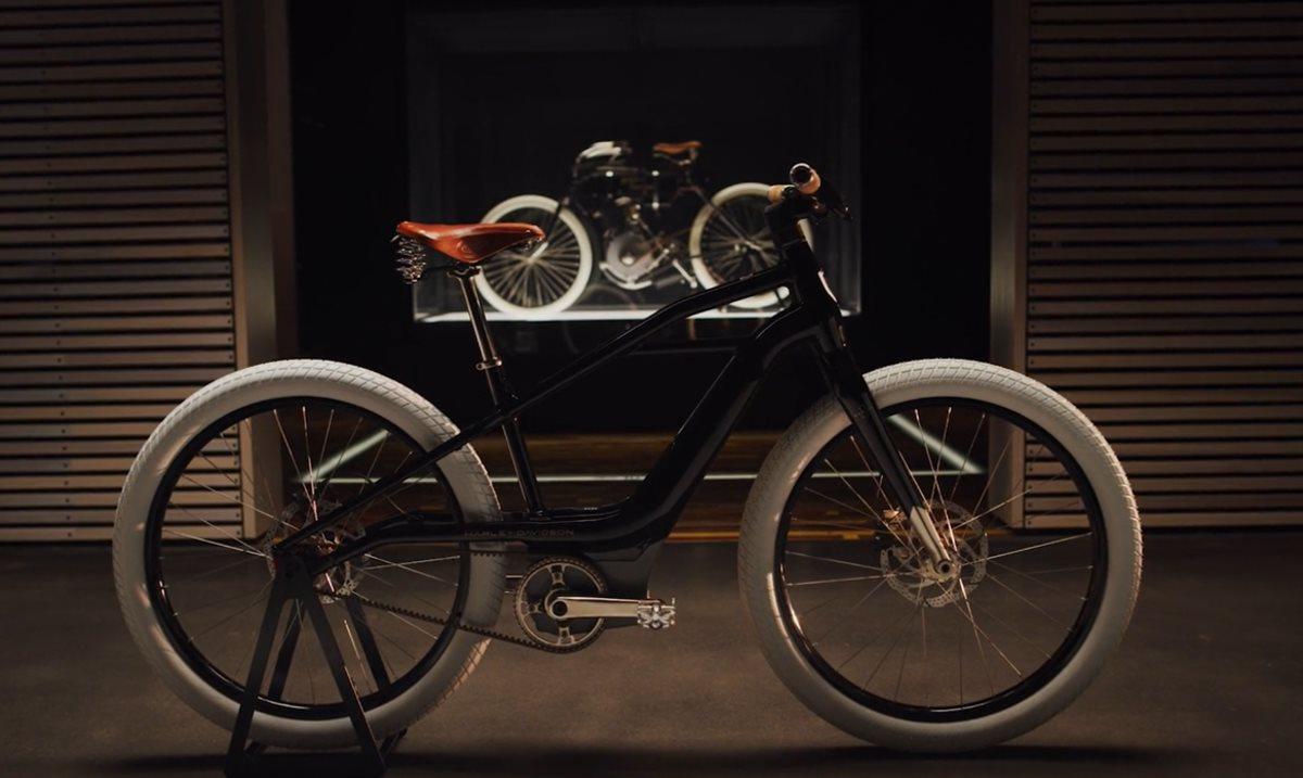 Harley-Davidson Serial 1 Cycle e-bikes