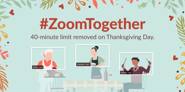 Virtual Thanksgiving 2020 on Zoom