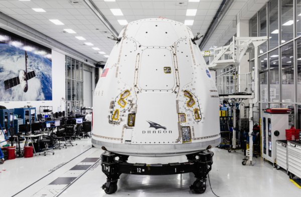 SpaceX Cargo Dragon 2