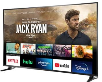 Insignia 4K Smart TV