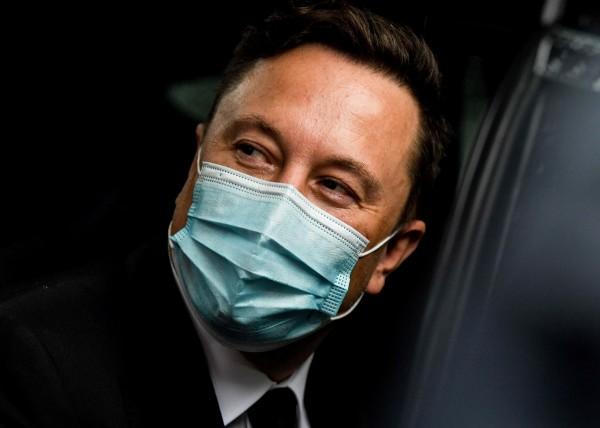 Elon Musk In Germany
