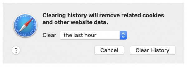 How to remove cookies and data