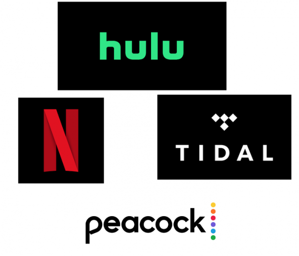 Black Friday Streaming Services