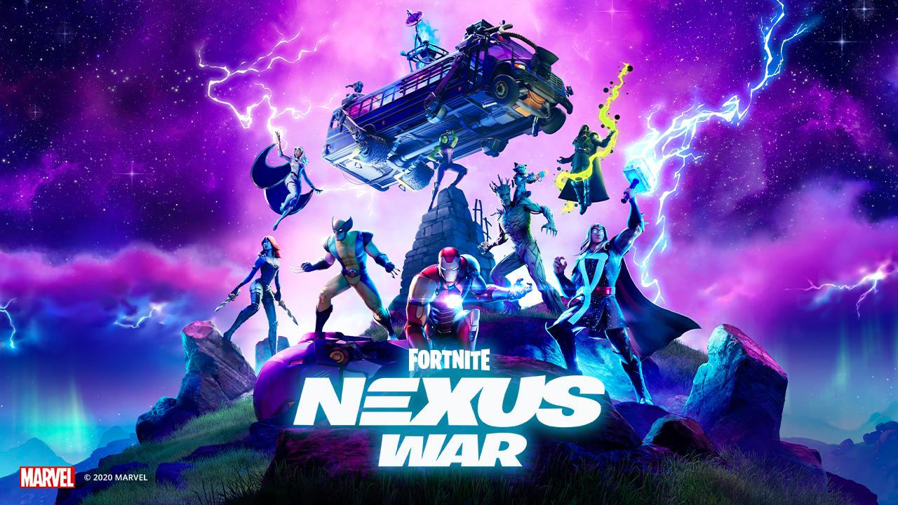 Fortnite Nexus War