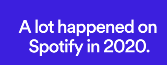 Spotify Wrapped 2020 Stats View Your Top Streamed Songs Learn How Tech Times