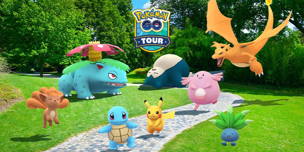 'Pokemon GO' Tour Kanto 2021 Guide: Features, Inclusions ...