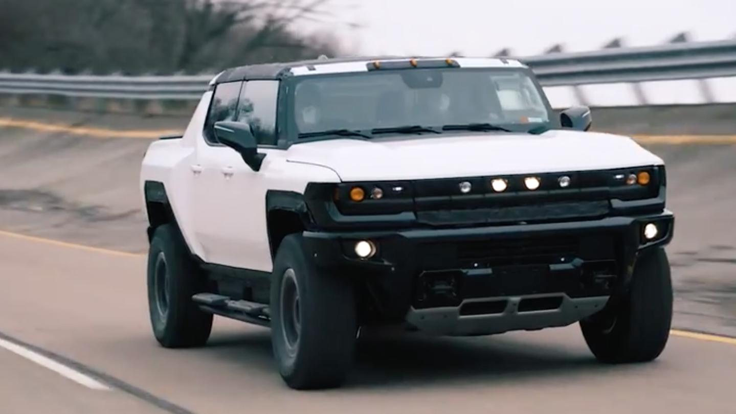 2022 Hummer EV