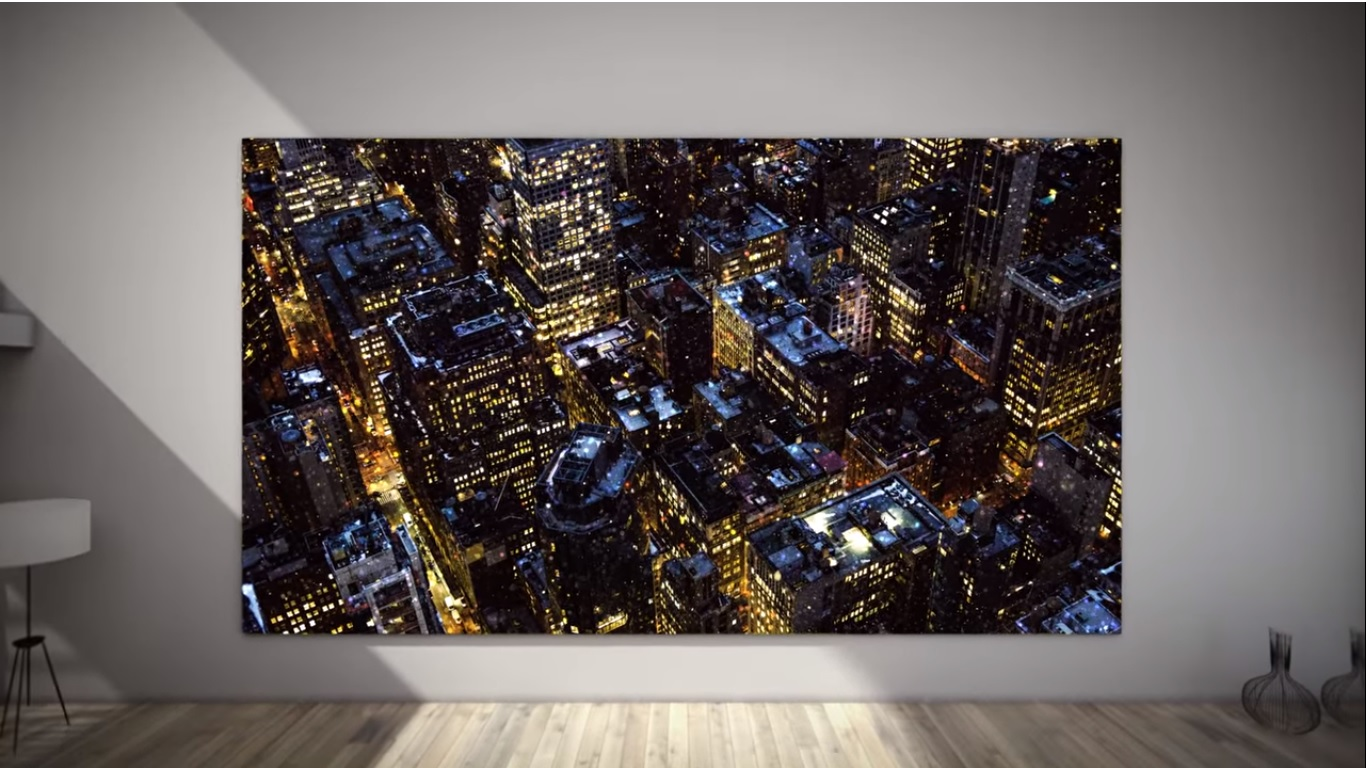 Samsung MicroLED 4K TV: The Wall Says It All – How About the Price?