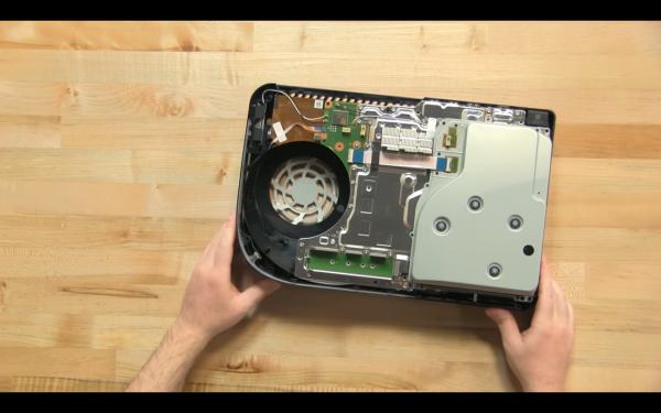 PS5 teardown iFixit