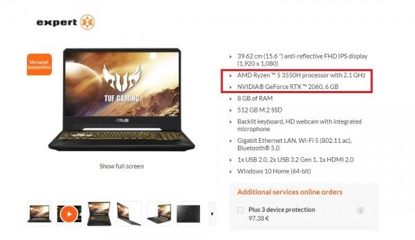 ASUS TUF Gaming A17: Next-Gen Gaming Laptop with AMD Ryzen 7 5800H, RTX 3060 GPU
