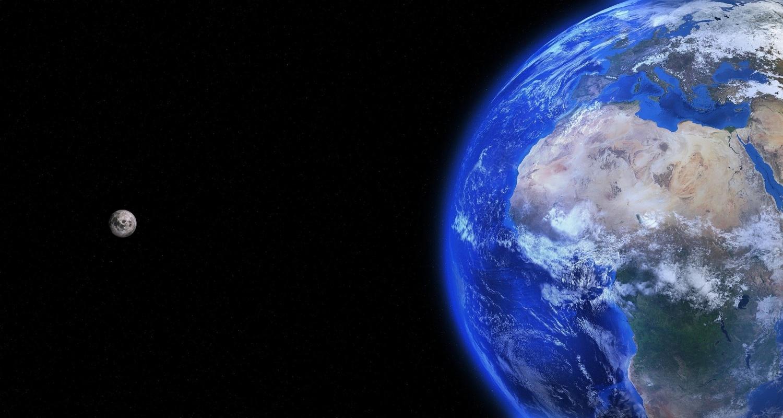 Earth man-made barrier