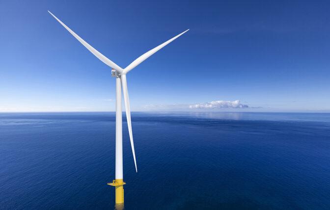 GE Heliade-X Dogger Bank wind farm