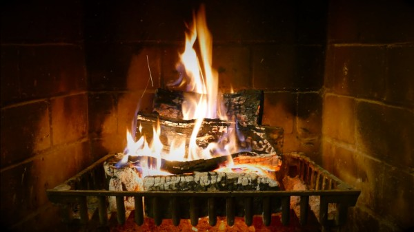 Yule Log on TV 2020: How to transform your screen to fireplace