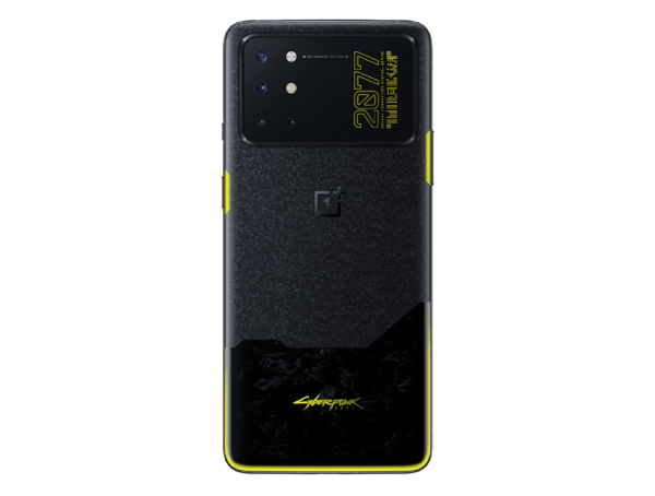 OnePlus 8T Cyberpunk 2077 Special Edition