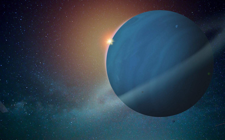 Voyager 2 Uranus plasmoid