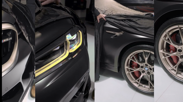 2021 BMW M5 CS