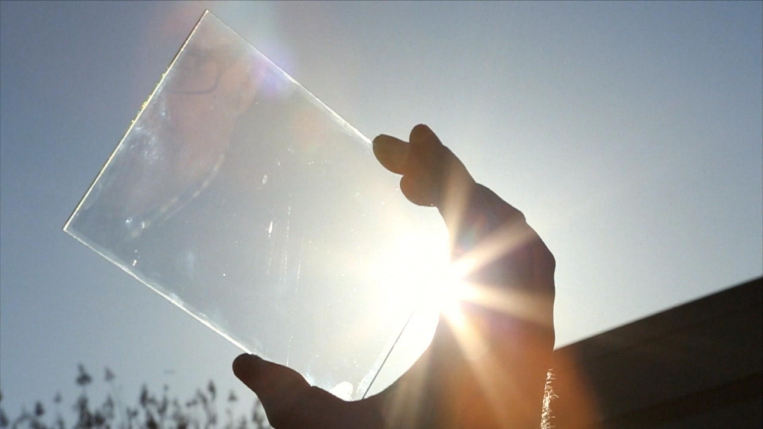 Invisible Solar panels in windows, buildings: Electricity of the Future