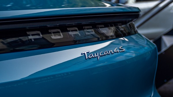 Porsche Taycan 4S Now Holds the Fastest Cannonball Run Record, Beating Tesla Model 3 Despite Navigation System Failure