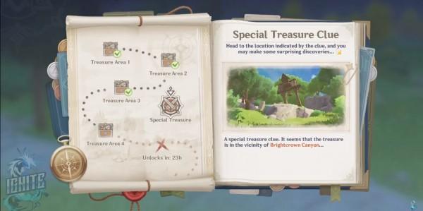'Genshin Impact' Lost Riches Treasure Locations