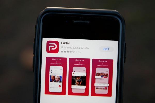 Parler gets Parlor app famous