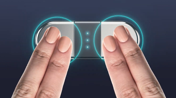 ICON.AI 2-in-1 Smart Healthcare Device with Alexa Voice