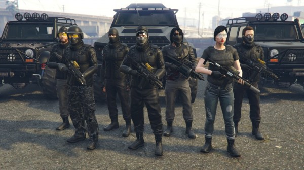 Joint Spec Ops Team