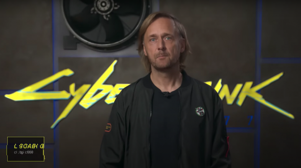 Marcin Iwiński Releses an Apology Video for the Problematic 'Cyberpunk 2077' Console Edition