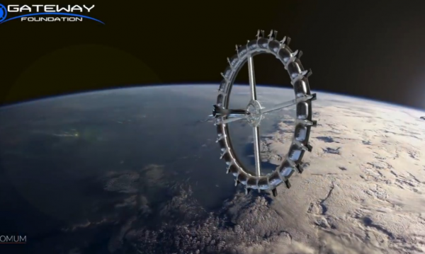 Gateway Foundation's Reveals Concept for World's First Rotating Space Station; Is It Better Than ISS?
