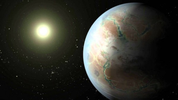 Strange Planet Discovered by Kepler Mission is found to Have Three Stars with a Skewed Orbit Angle