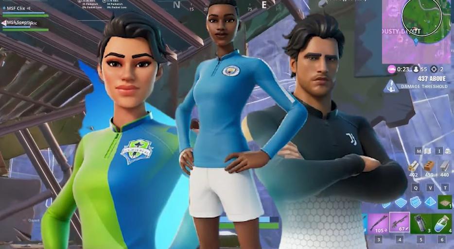 'Fortnite' Pele Cup: Skins, Rewards, Game Time, and More
