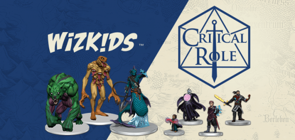 WizKids Teams Up with Critical Role for new 'Dungeons and Dragons' Miniature Launch: Release Date, Preorder, Price, and MORE